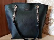 Новая сумка из сафьяновой кожи Италия