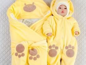 """Новый комплект для новорожденного """"Панда"""""""