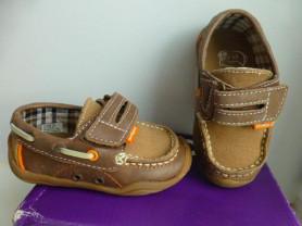 Ботинки-лоферы Pediped на 12-18мес., новые