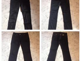 Женские брюки чёрного цвета размер М