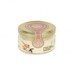 Крем-мед с кедровым орехом 120 мл