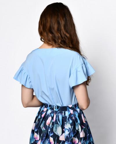 Блузка 18039/0, 3 цвета