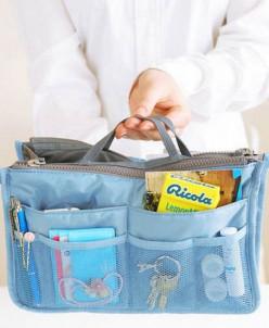 Органайзер в сумку Голубой