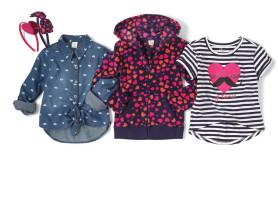 Джинсовая рубашка Childrens place на 7-8лет