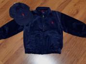 Вельветовая куртка ralph lauren  на 2-3 г