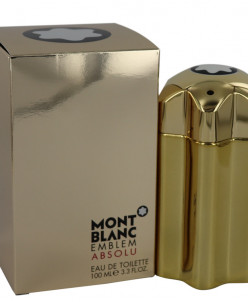 Montblanc Emblem Absolu Cologne by Mont Blanc
