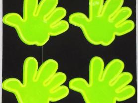 Новое светоотражающие наклейки