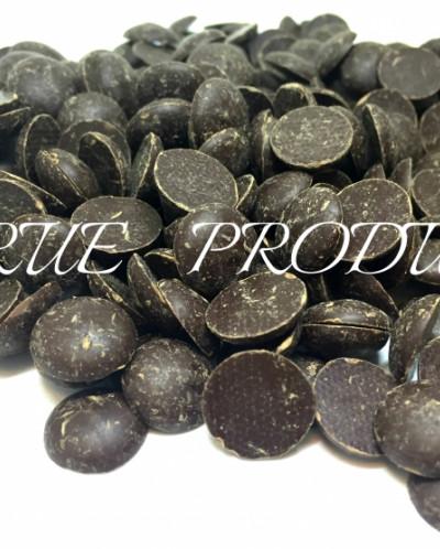 Темный шоколад Ariba Fondente Dischi 57 в форме дисков 200 г
