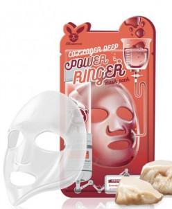 [Elizavecca] Тканевая маска ля лица с Коллагеном COLLAGEN DE