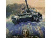 Ледянка World of Tanks, новая, мир танков , 92 см