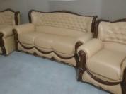 Мягкая мебель Босс (раскладной диван+2 кресла)