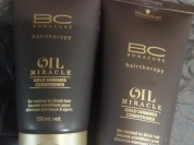 Schwarzkopf bc oil miracle бальзам для сияния воло