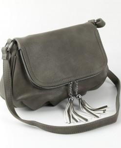 Женская сумка S-7 Грей 810