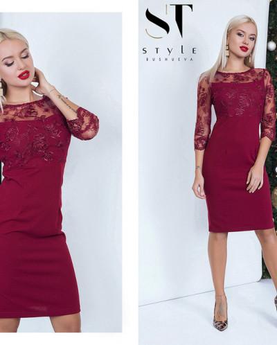 Платье 40563