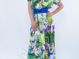 Новое красивое платье - рубашка Турция 44