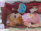 Кукла Красотка Супер с котиком и сумочкой новая