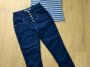 Комплект брюки-капри + топ (США), 42-46р.