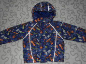 Куртка с капюшоном Barkito, 98 см