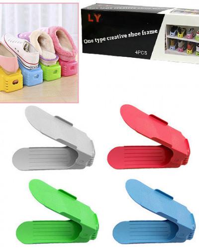 Набор подставок для обуви 4 шт