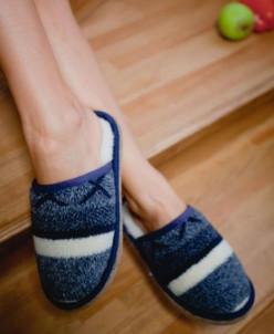 Тапочки-шлепанцы ALTRO  Антистресс синий
