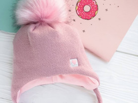Зимняя шапка