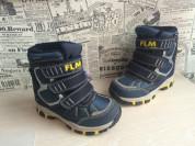 Зимние ботинки для мальчиков, мембрана