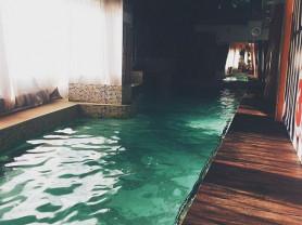 Персональные тренировки в бассейне
