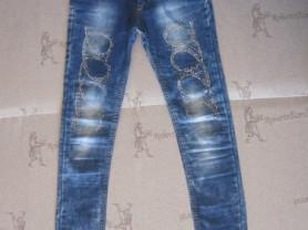 Разные джинсы 140-152р-р