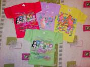 Новые футболки для девочек