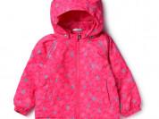 Новая куртка деми Lassie by Reima розовая