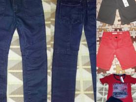 Новые джинсы оркестра с этикетками р.116