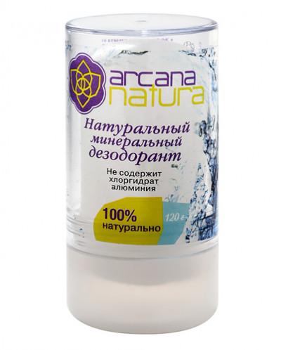 Натуральный минеральный дезодорант  (Aasha) (как кристалл)