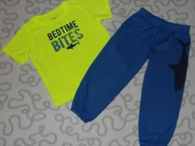 Комплект домашней одежды Carter's, 93-98 см