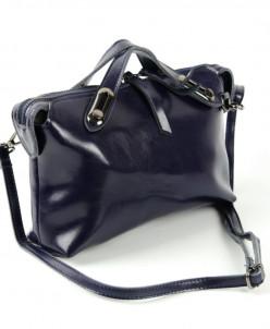 Женская кожаная сумка W235 Д.Блу 8