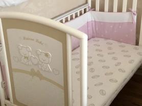 Комплект кроватка и комод,панно Pali