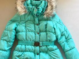 Poivre BLANC куртка 6 лет на девочку, после химч