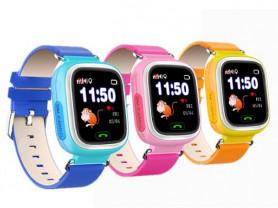 📱Детские часы с GPS - Smart Baby Watch Q100