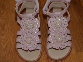 Розовые сандалии Florence (Blumarine) 25 раз