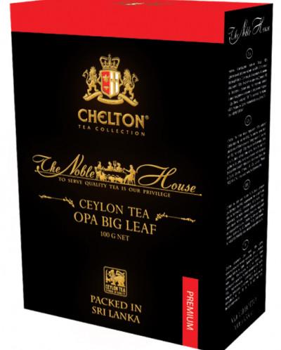 Чай Chelton «Благородный Дом.»  (OPA) 100гр картон