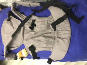 Эрго-рюкзак Bianka exclusive