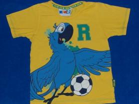 Футболка с коротким рукавом Rebel, 92-98 см