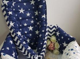 Бортики в кроватку и кокон- гнездышко