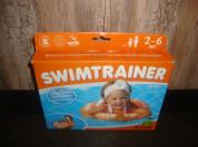 Круг Swimtrainer (оранжевого цвета) с 2 до 6 лет.