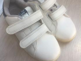 Кроссовки светящиеся 28 размер стелька 17,5