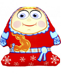 Снеговик Аленка