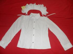 Фирменная новая без бирок блузка 134-140