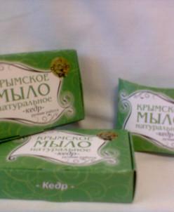 Крымское мыло 50 гр Кедр