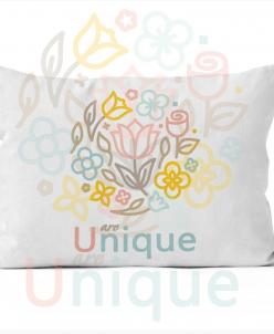 Панель 40х60 см на подушку с индивидуальным дизайном
