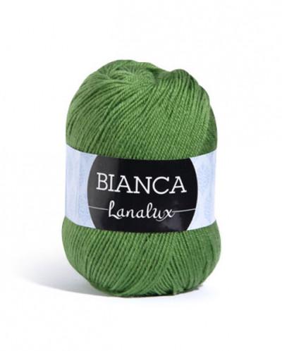 Пряжа YarnArt Bianca Lana Lux Шерстъ-100%
