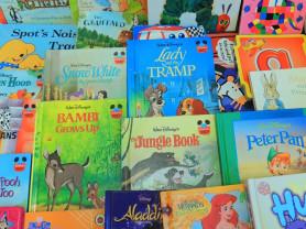 Английские детские книжки из Великобритании б/у